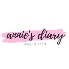 Annie's Diary logo